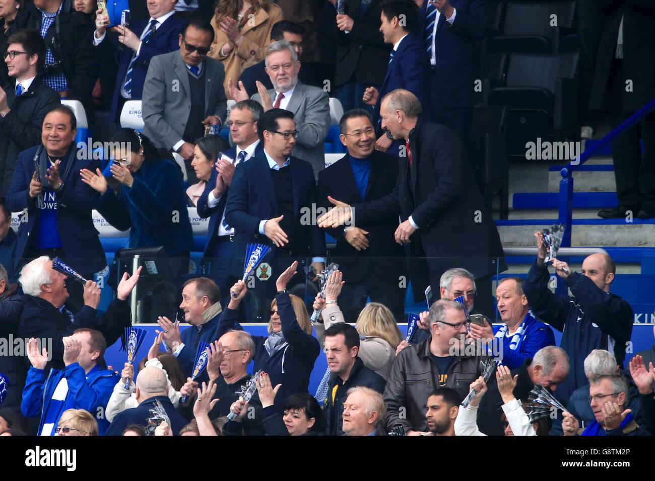Leicester City Chairman Khun Vichai Srivaddhanaprabha
