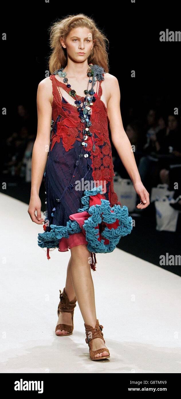 London fashion week 2006 13