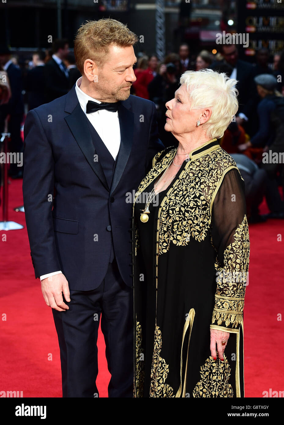 Olivier Awards 2016 - London Stock Photo