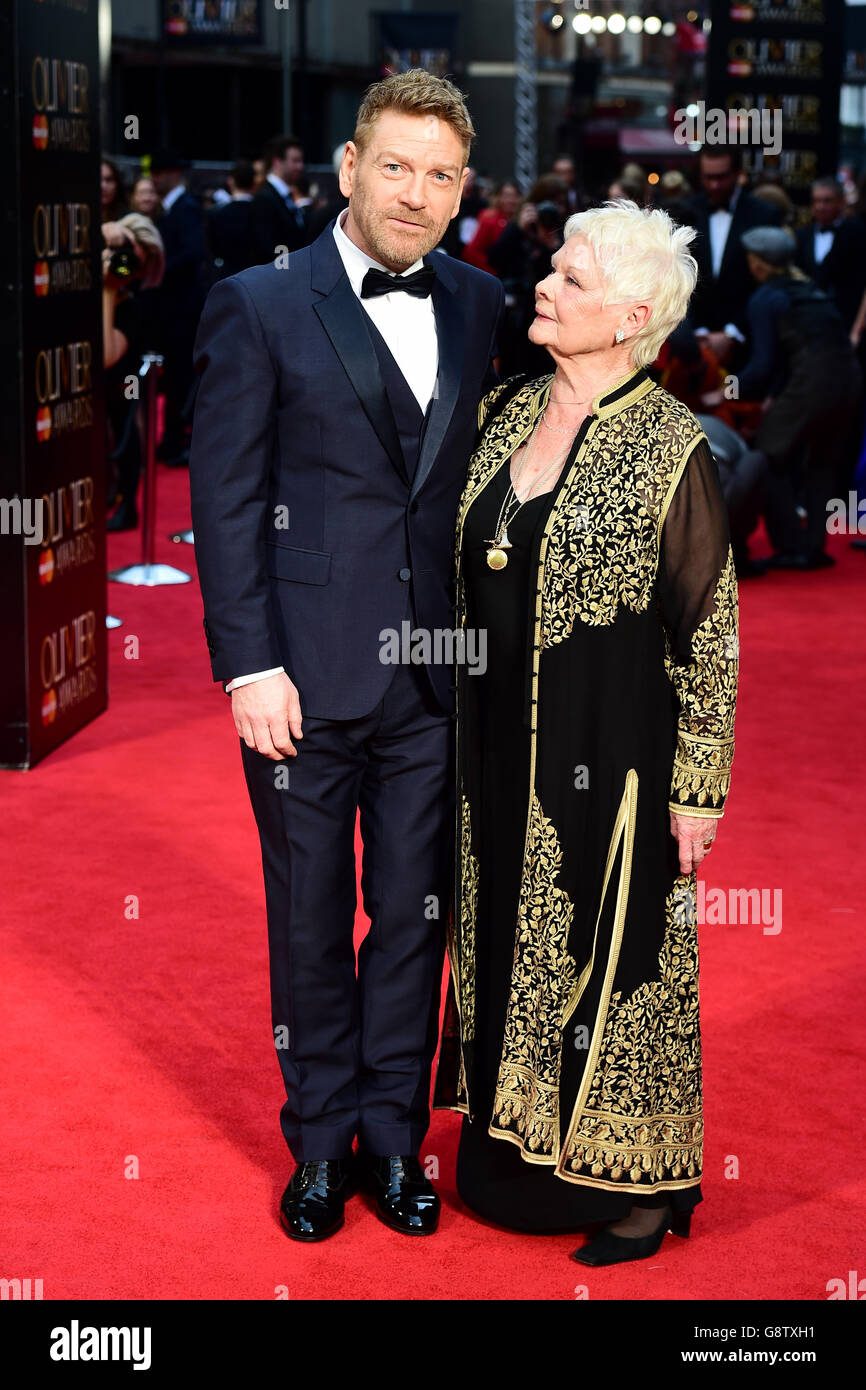 Olivier Awards 2016 - London Stock Photo