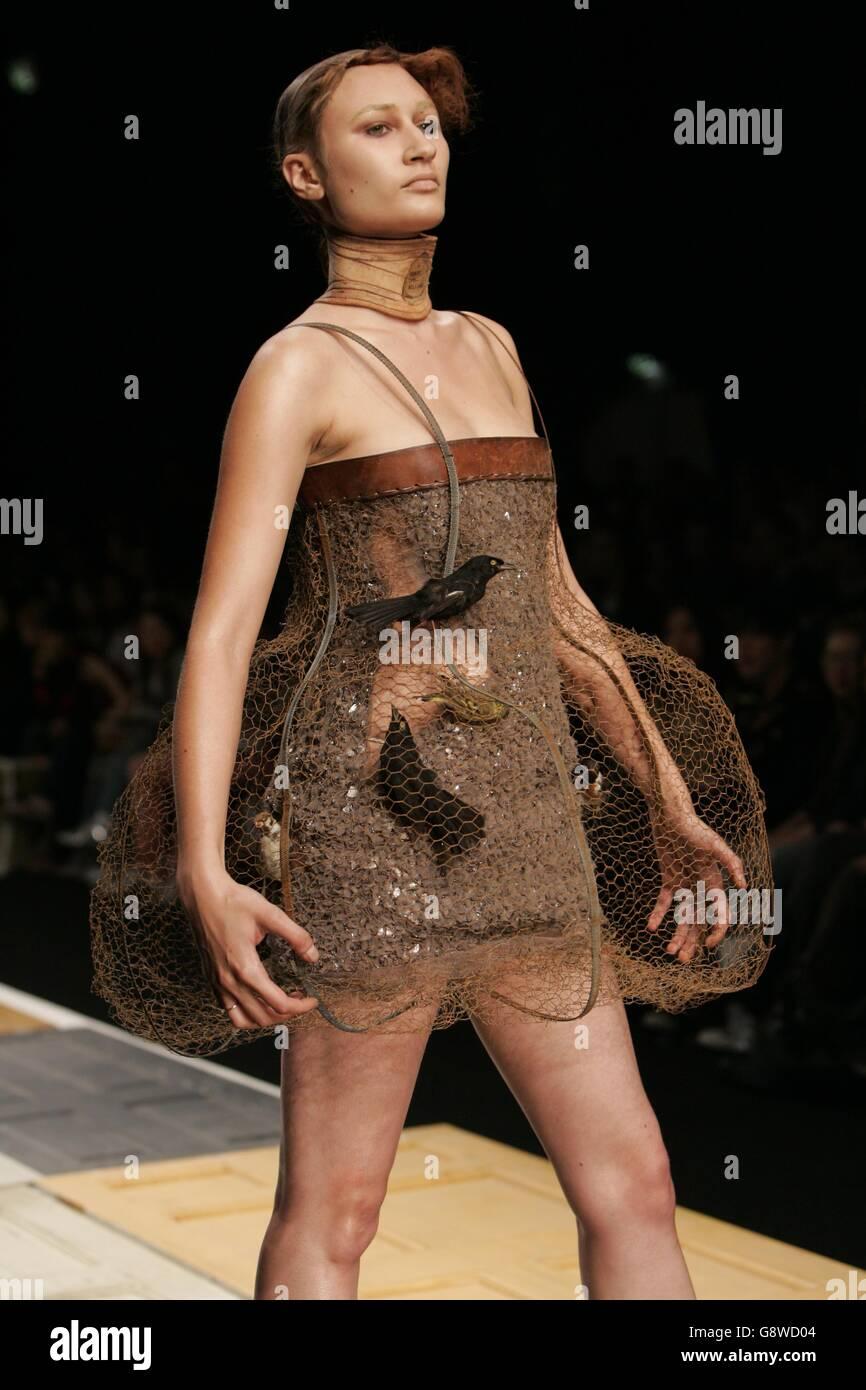 New york fashion week 2006 81