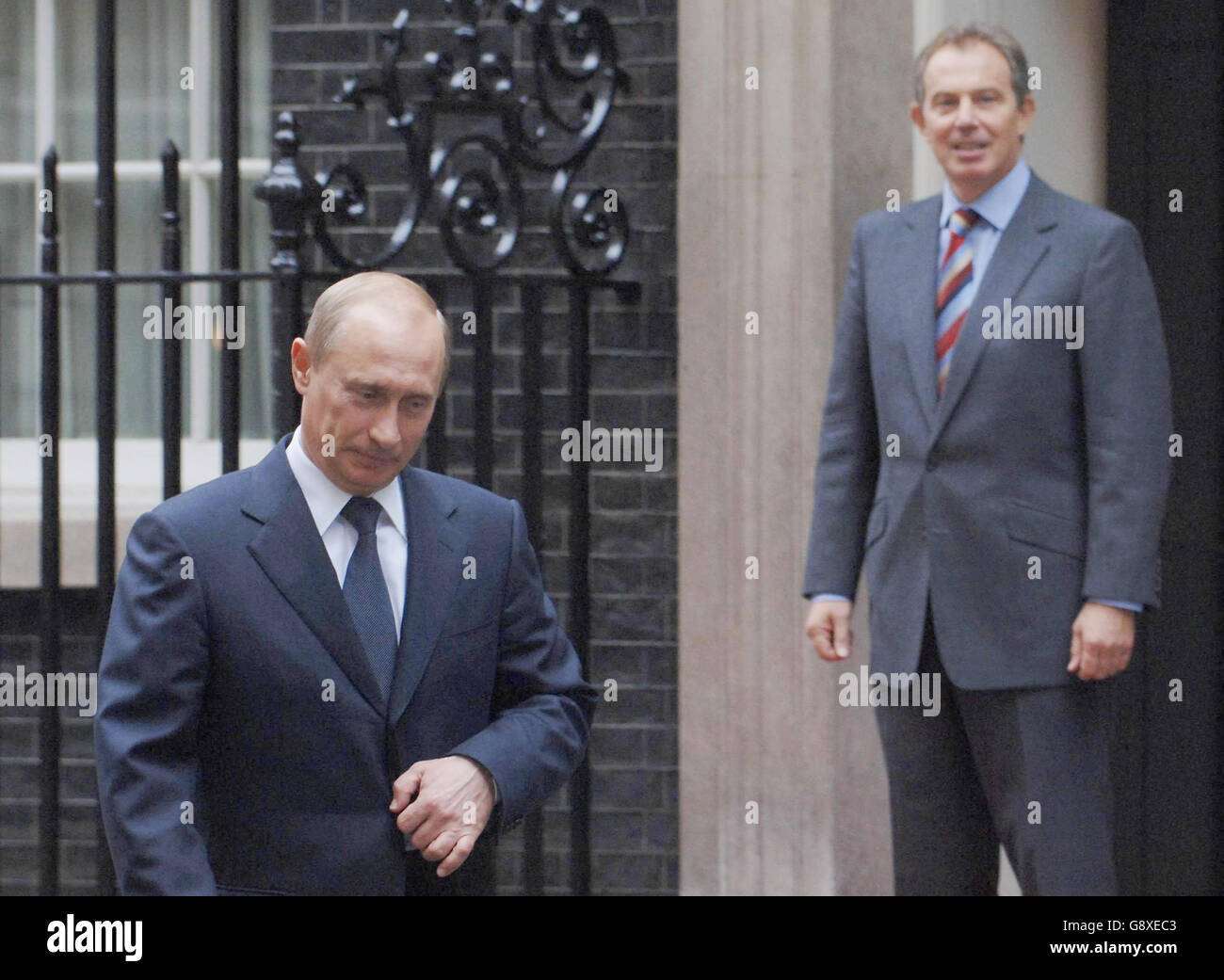 DEFENCE Putin Stock Photo