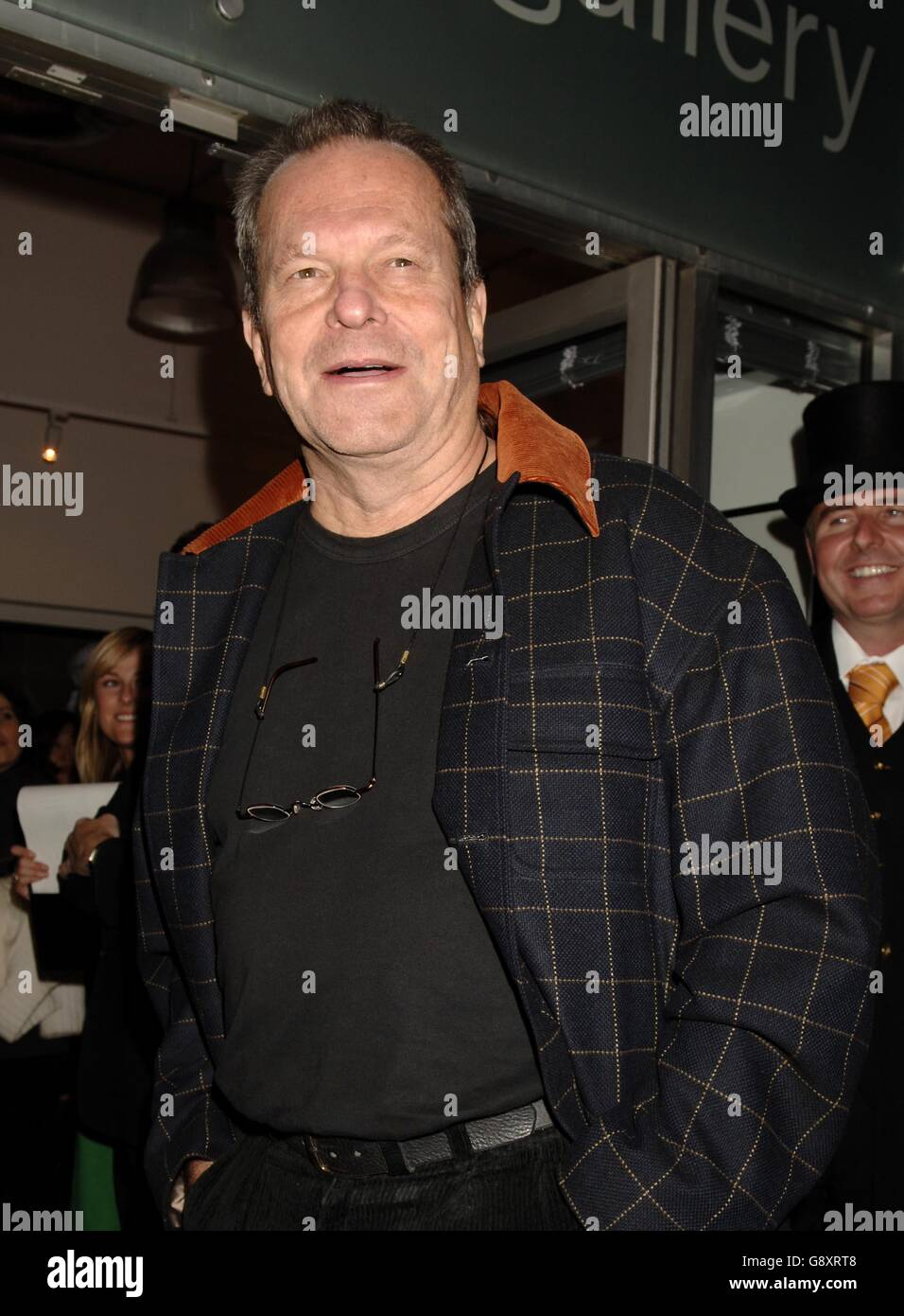 'Andy Gotts: Degrees' Preview - Getty Images Gallery - Stock Image