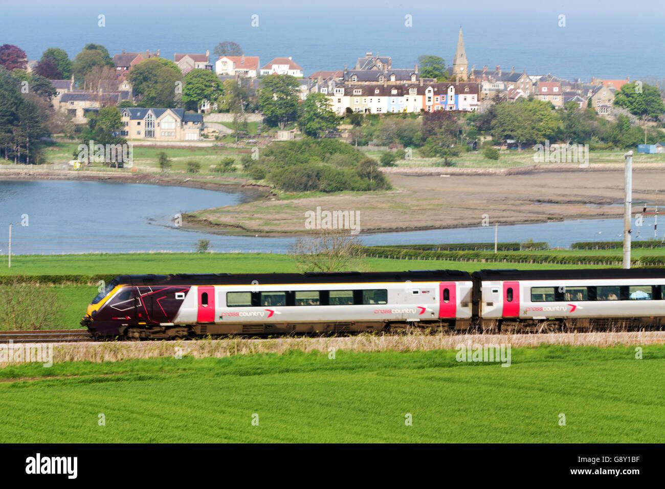 Railway stock - Stock Image