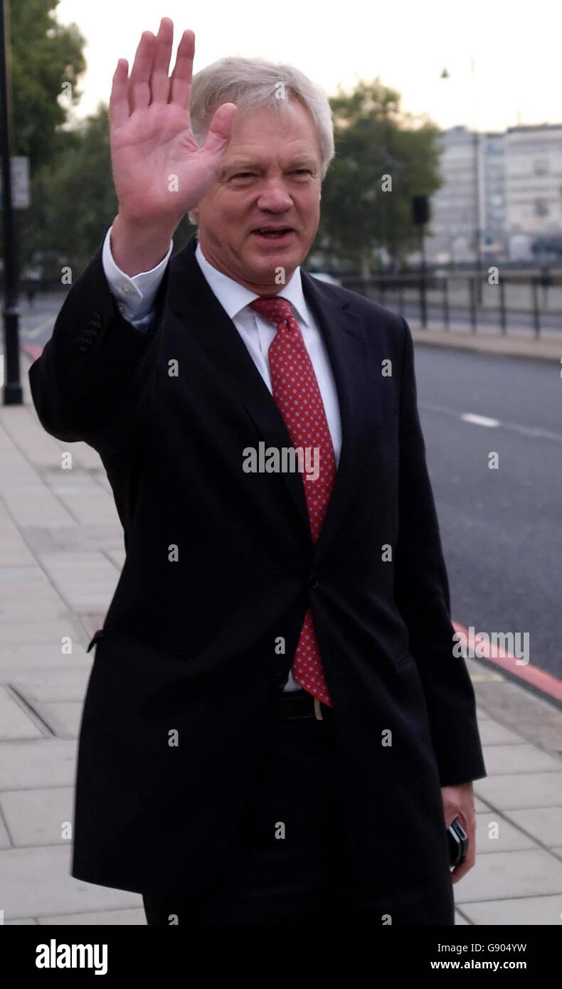 POLITICS Tories Stock Photo