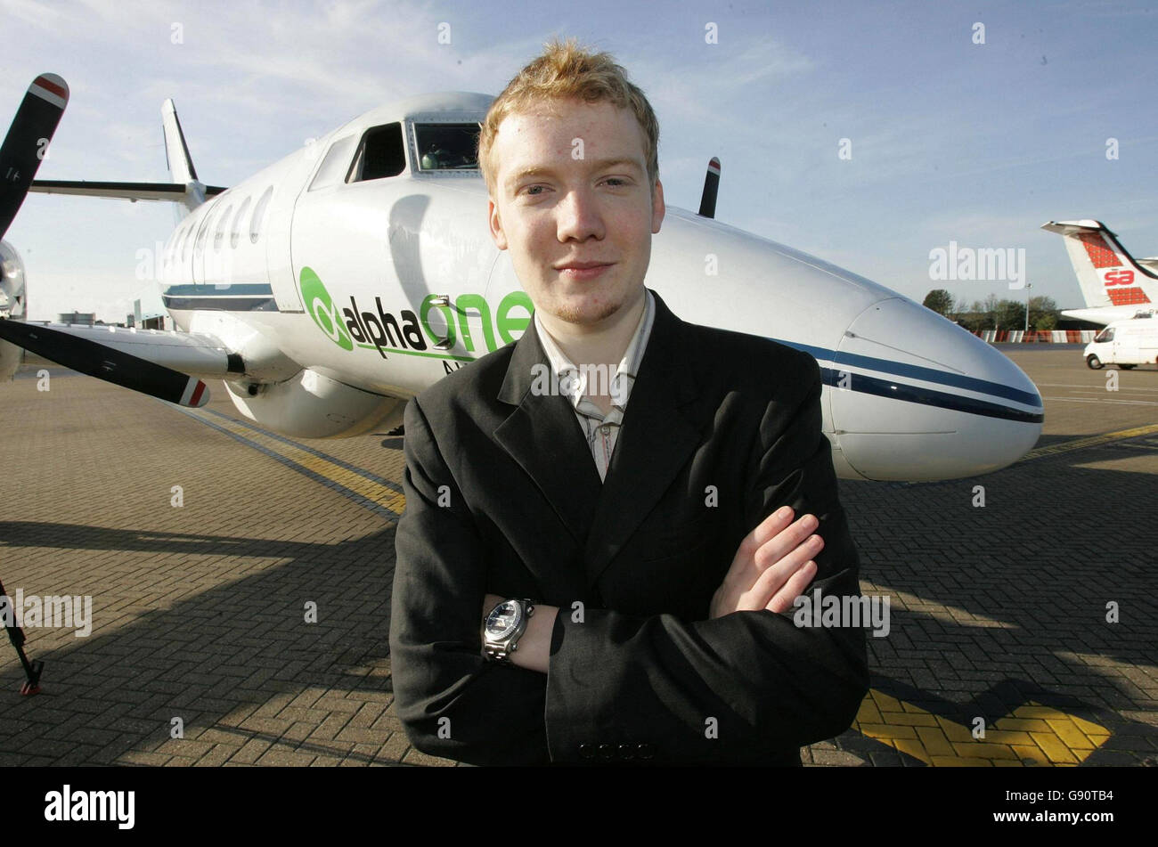 AIR Alpha - Stock Image