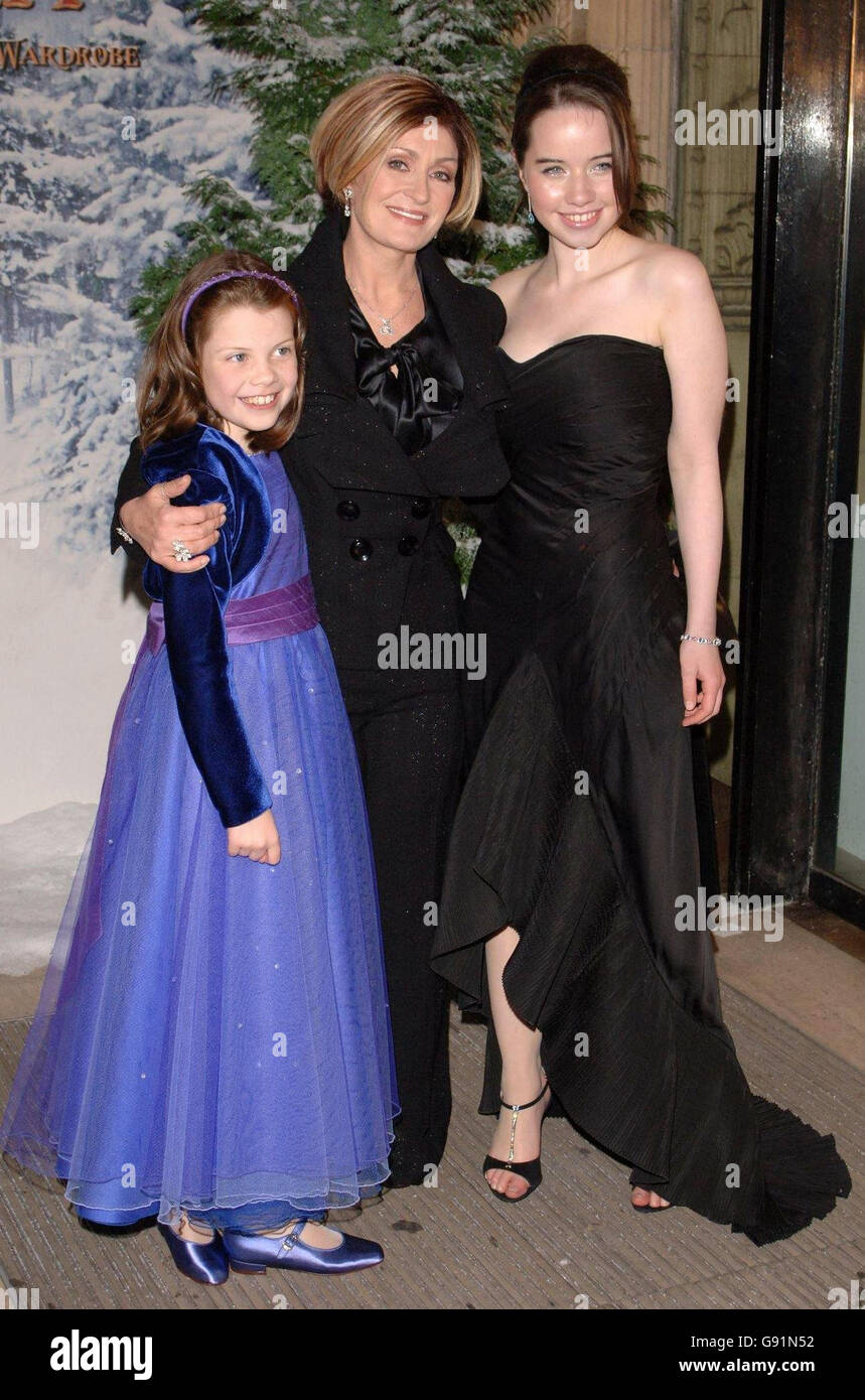 The Chronicles of Narnia Premiere - Stock Image