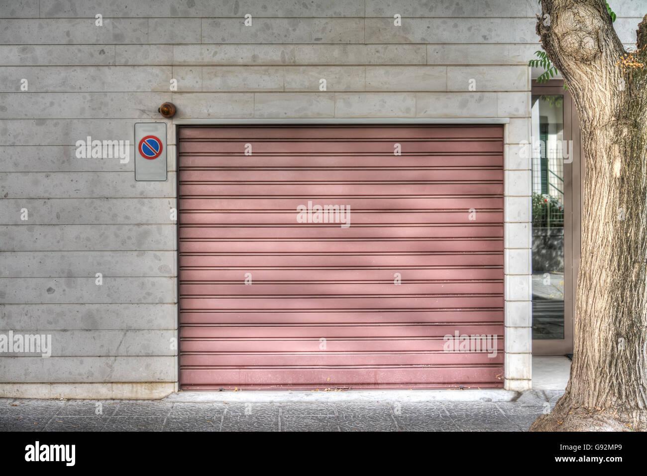 Empty Garage Door Stock Photos & Empty Garage Door Stock Images ...