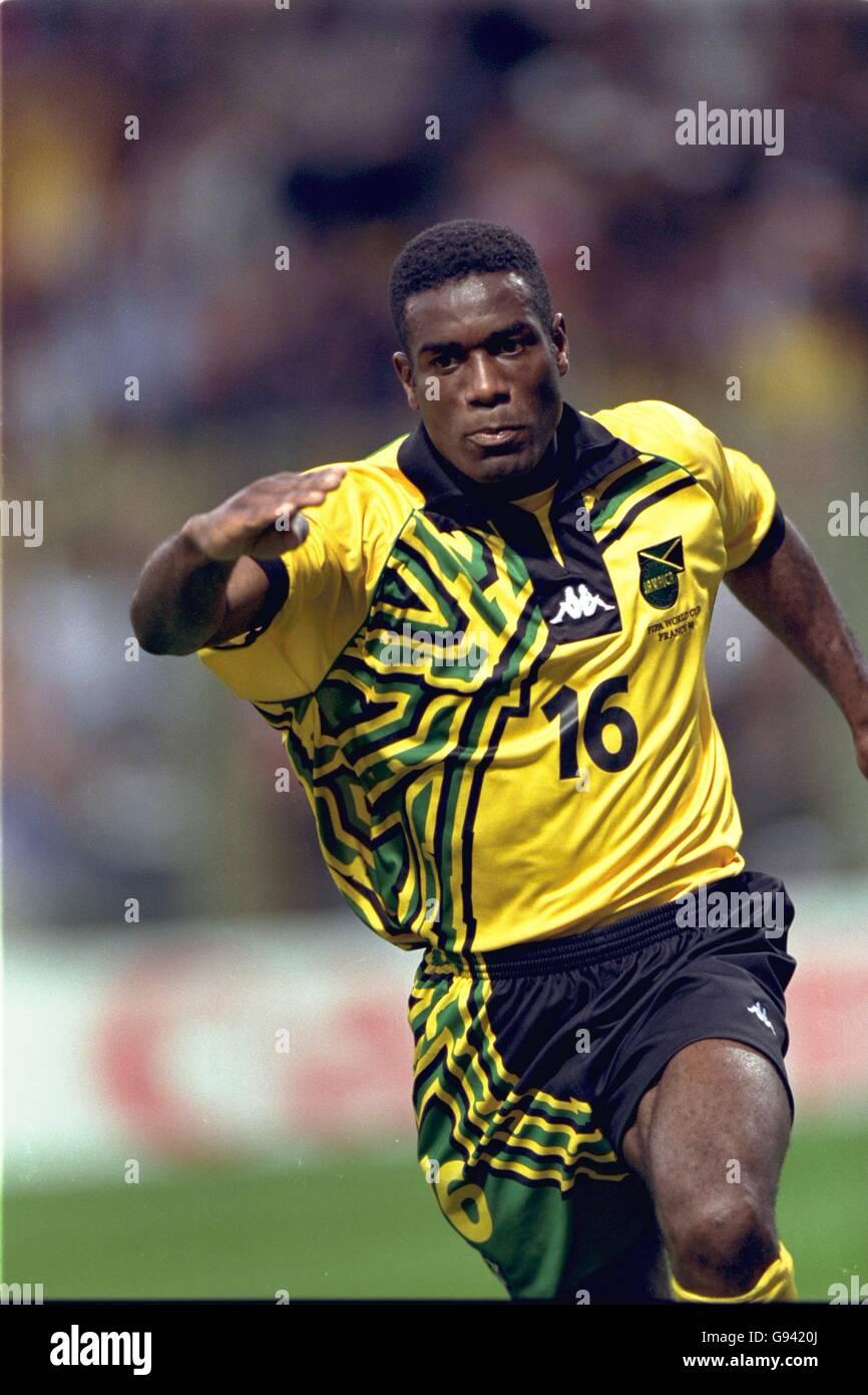 info for ff483 d5efd Soccer - World Cup France 98 - Group H - Jamaica v Croatia ...