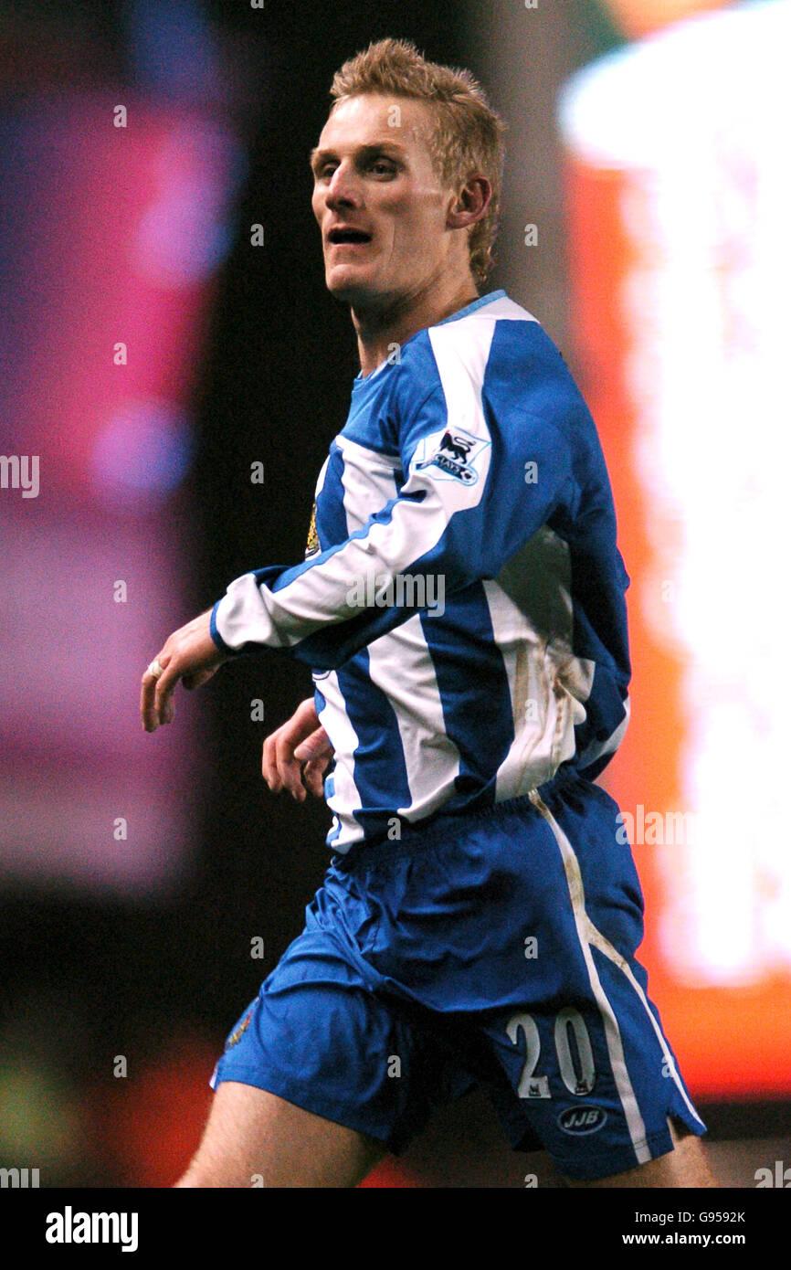 Soccer - Carling Cup - Semi-Final - Second Leg - Arsenal v Wigan Athletic - Highbury - Stock Image