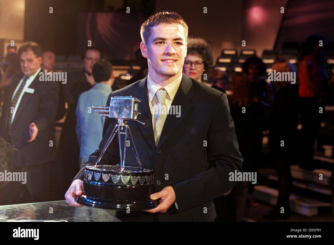 BBC Sports Personality Of The Year - Stock Image