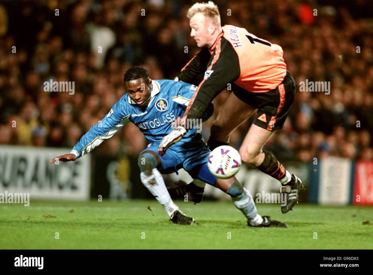 Soccer - FA Carling Premiership - Chelsea v Coventry City - Stock Image