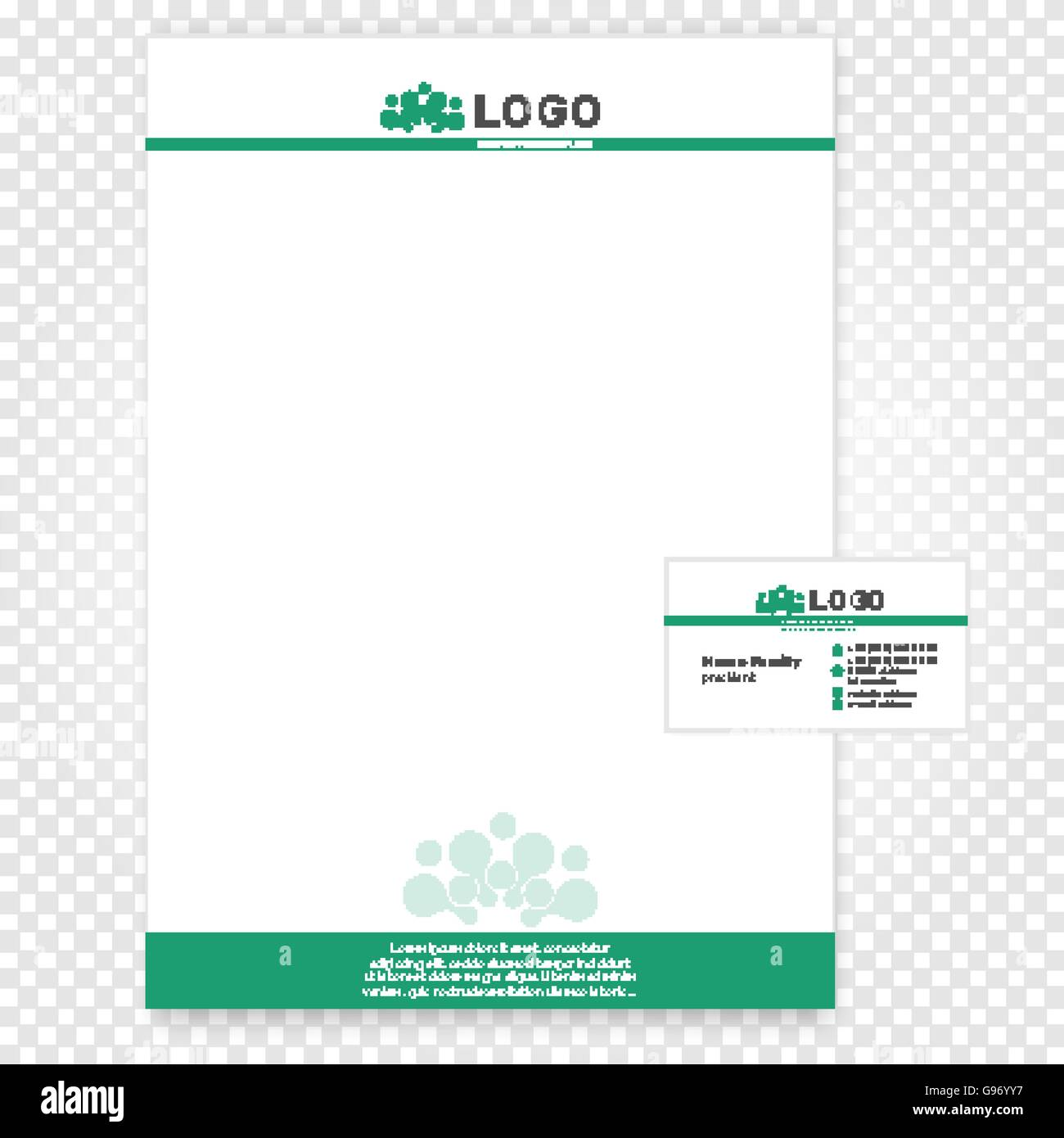 Company profile template cover design stock photos company profile isolated paper page vector illustration company identity business template branding offece a4 paper flashek Image collections