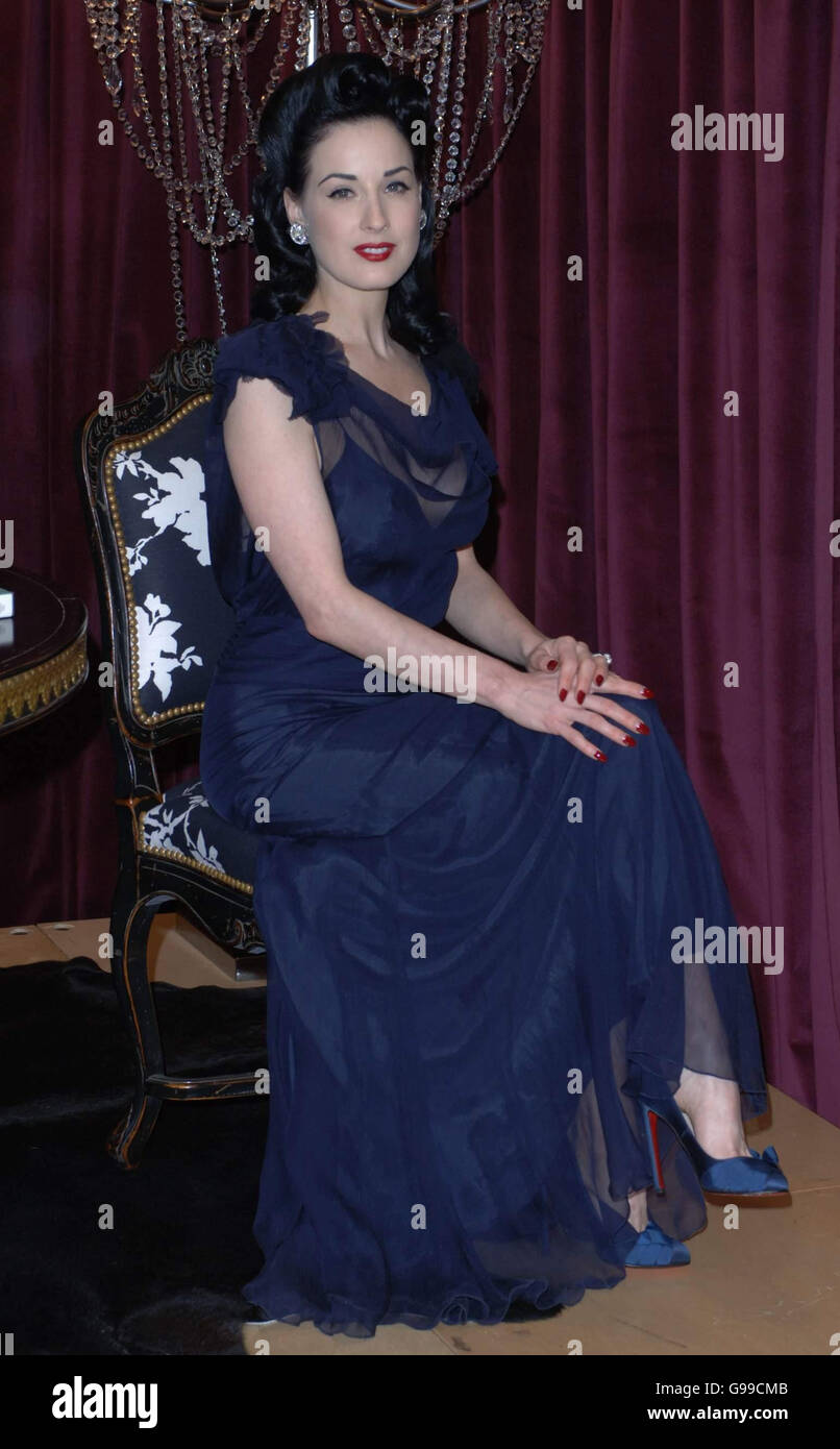 Andrew Blake Dita Von Teese christian book shop stock photos & christian book shop stock
