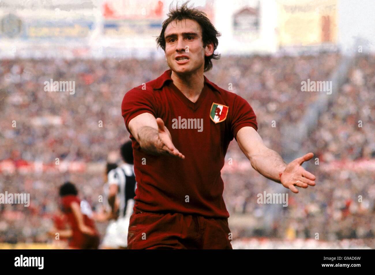 Italian Soccer - Serie A - Torino v Juventus Stock Photo