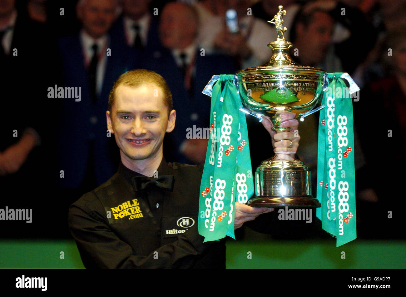 Snooker World Championship 2006 Stock Photos