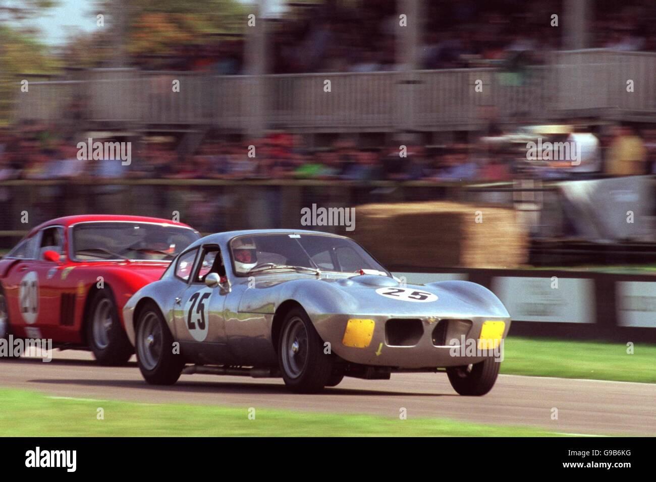 Motor Racing - Goodwood Revivalist Meeting - The RAC TT Celebration Stock Photo