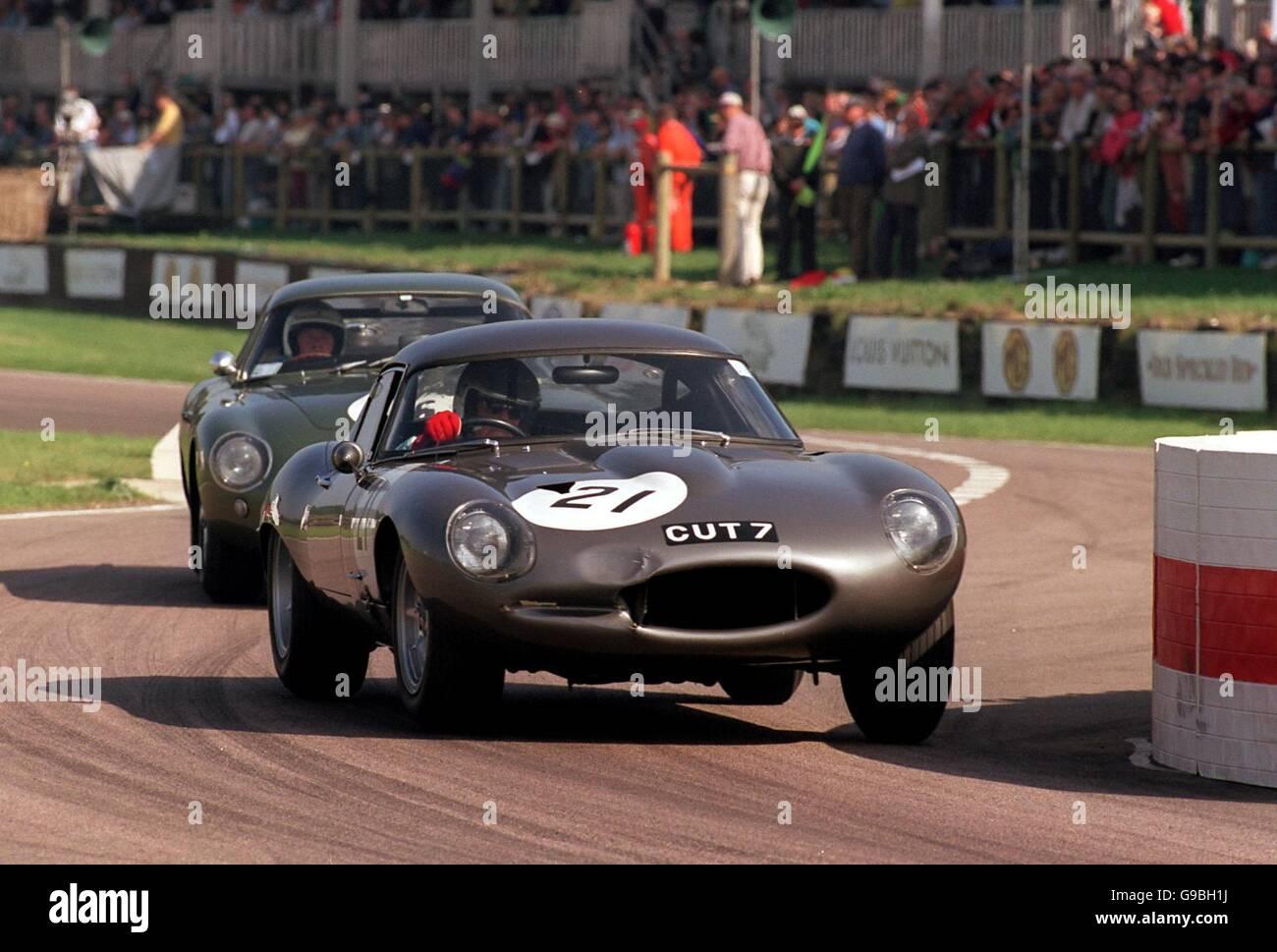 Motor Racing - Goodwood Revivalist Meeting - The RAC TT Celebration - Stock Image