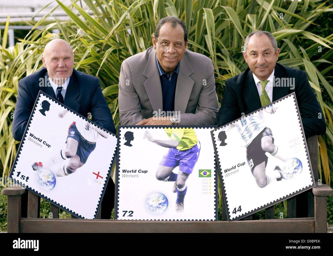 SHOWBIZ Stamps - Stock Image