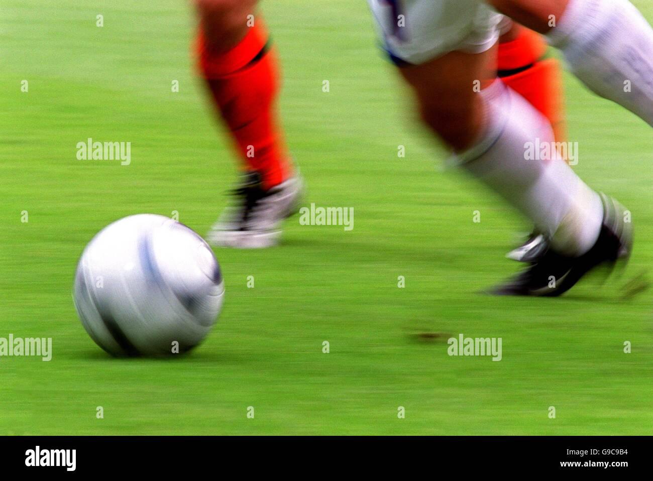 Soccer - Euro 2000 - Quarter Final - Holland v Yugoslavia Stock Photo