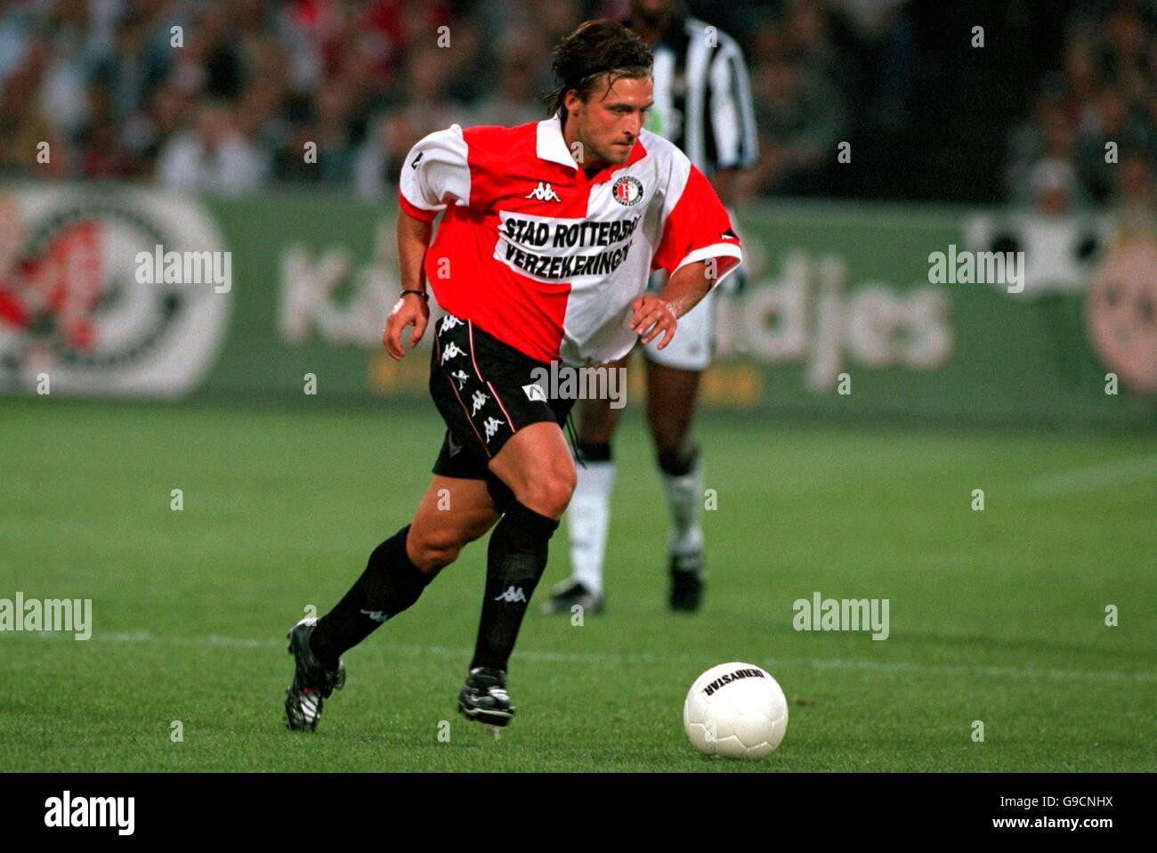 Igor Korneev - the first Russian football player in Barcelona 97