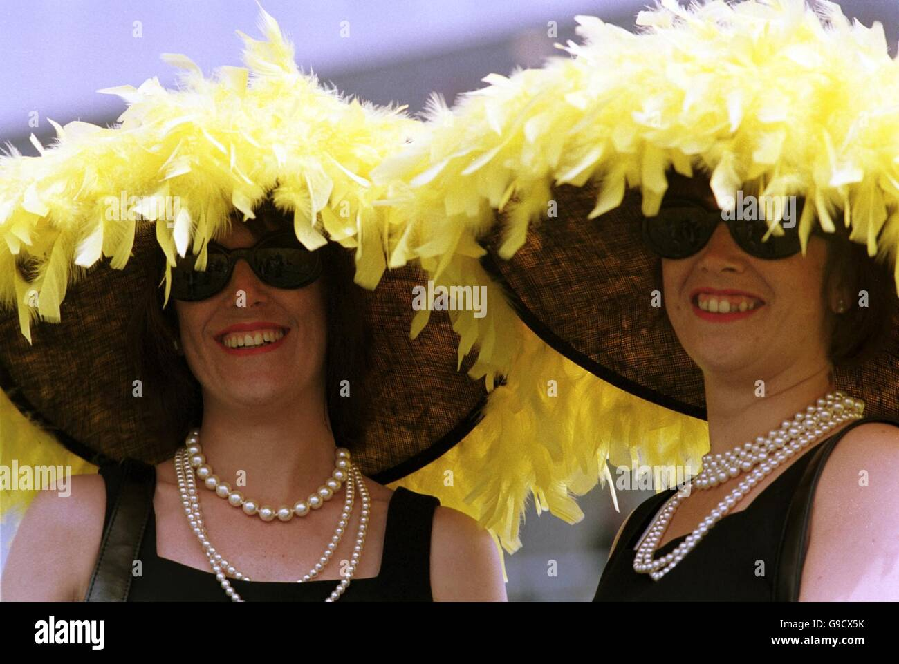 Horse Racing - Royal Ascot - The Gold Cup - Stock Image