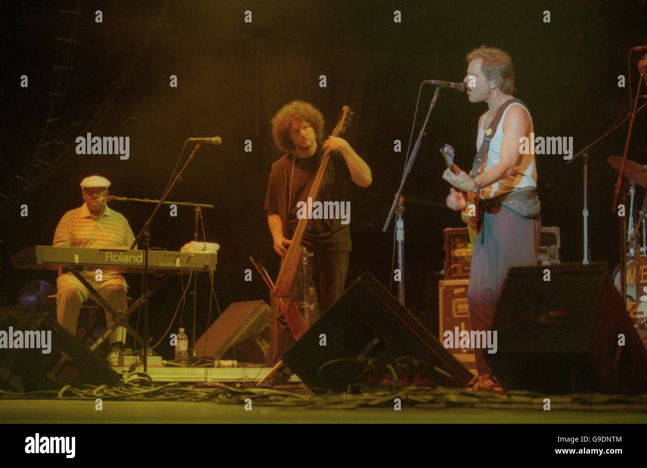 Bob Weir Of The Grateful Dead Stock Photos & Bob Weir Of The ...