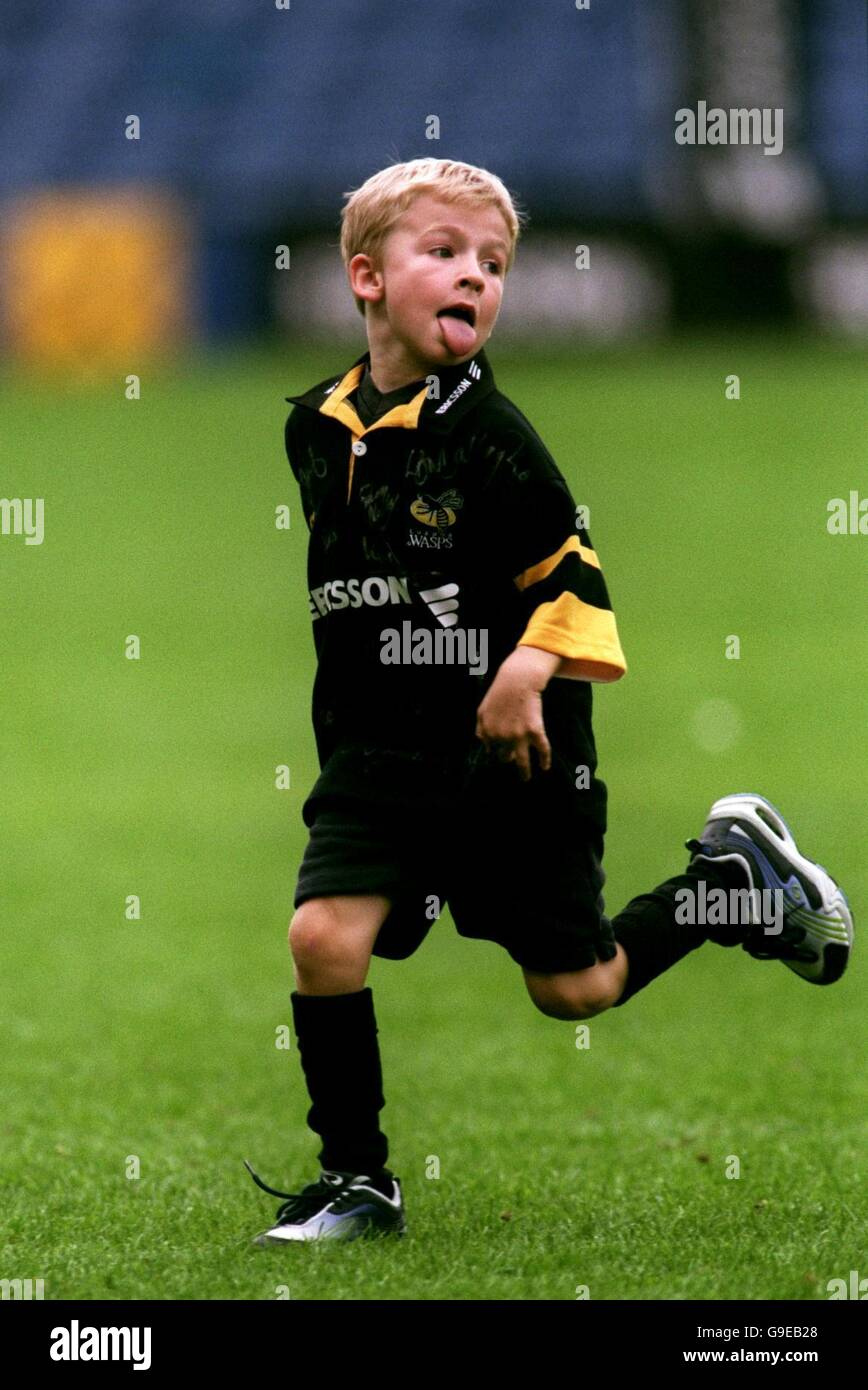 Rugby Union - Zurich Premiership One - London Wasps v Gloucester - Stock Image
