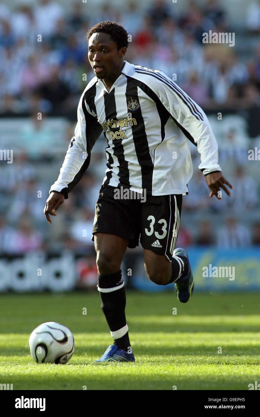 Soccer - Inter Toto - Third Round - First Leg - Newcastle United v Lillestrom - St James' Park - Stock Image