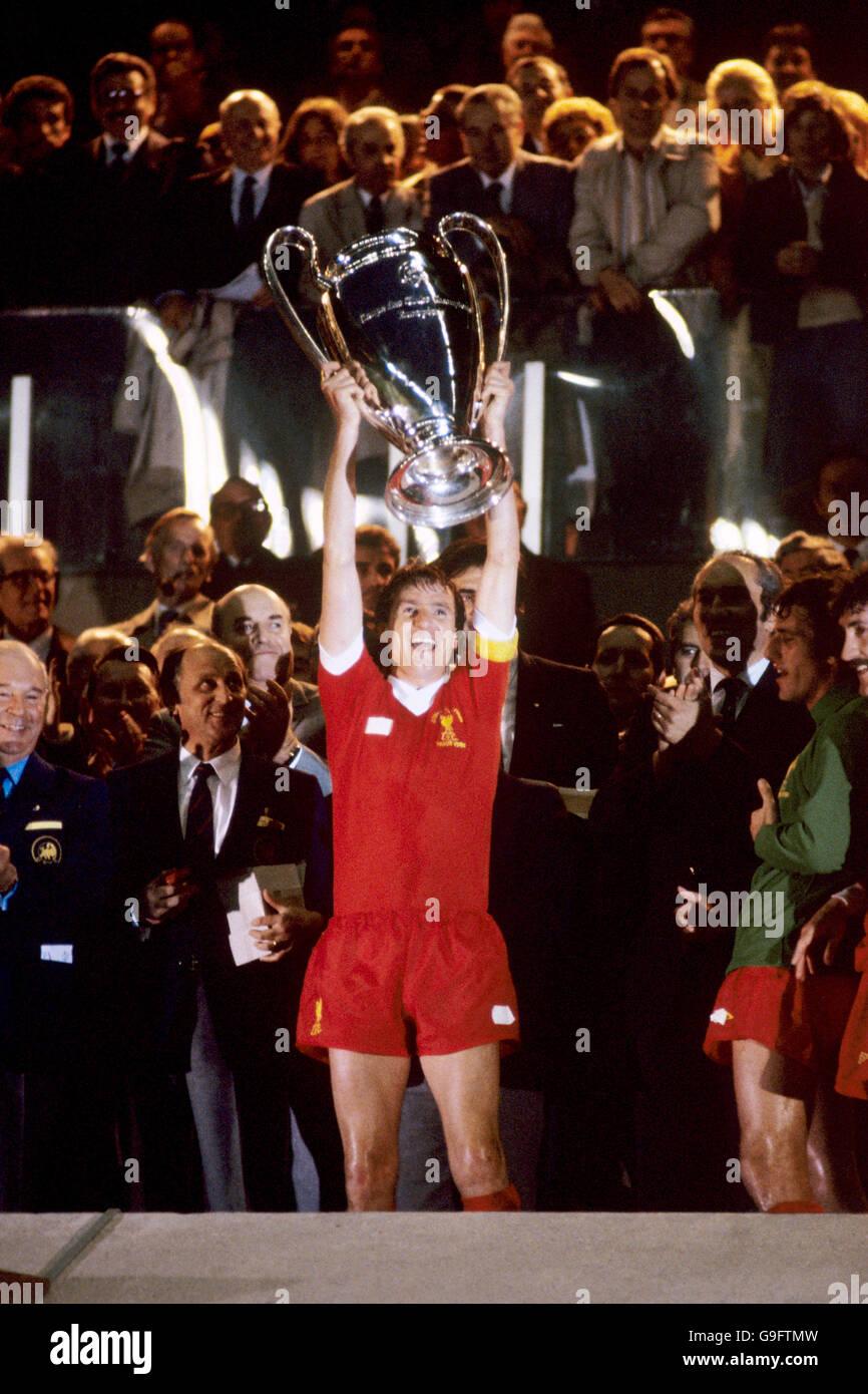 Sports Memorabilia LIVERPOOL v REAL MADRID * * 1981 EUROPEAN CUP FINAL  1980-1992 utit.vn