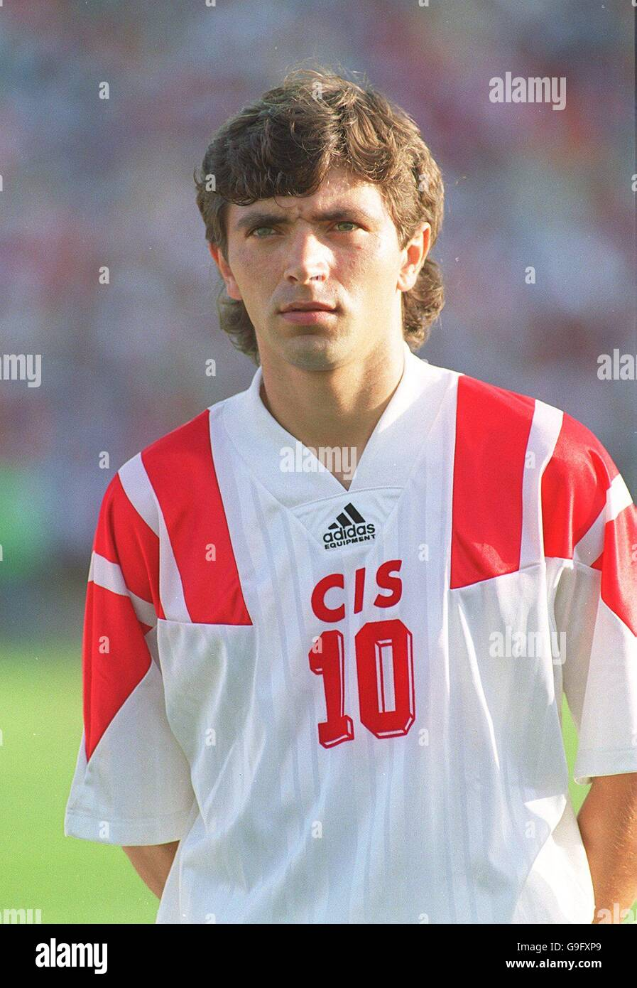 Football player Igor Dobrovolsky: biography, photos and interesting facts 28