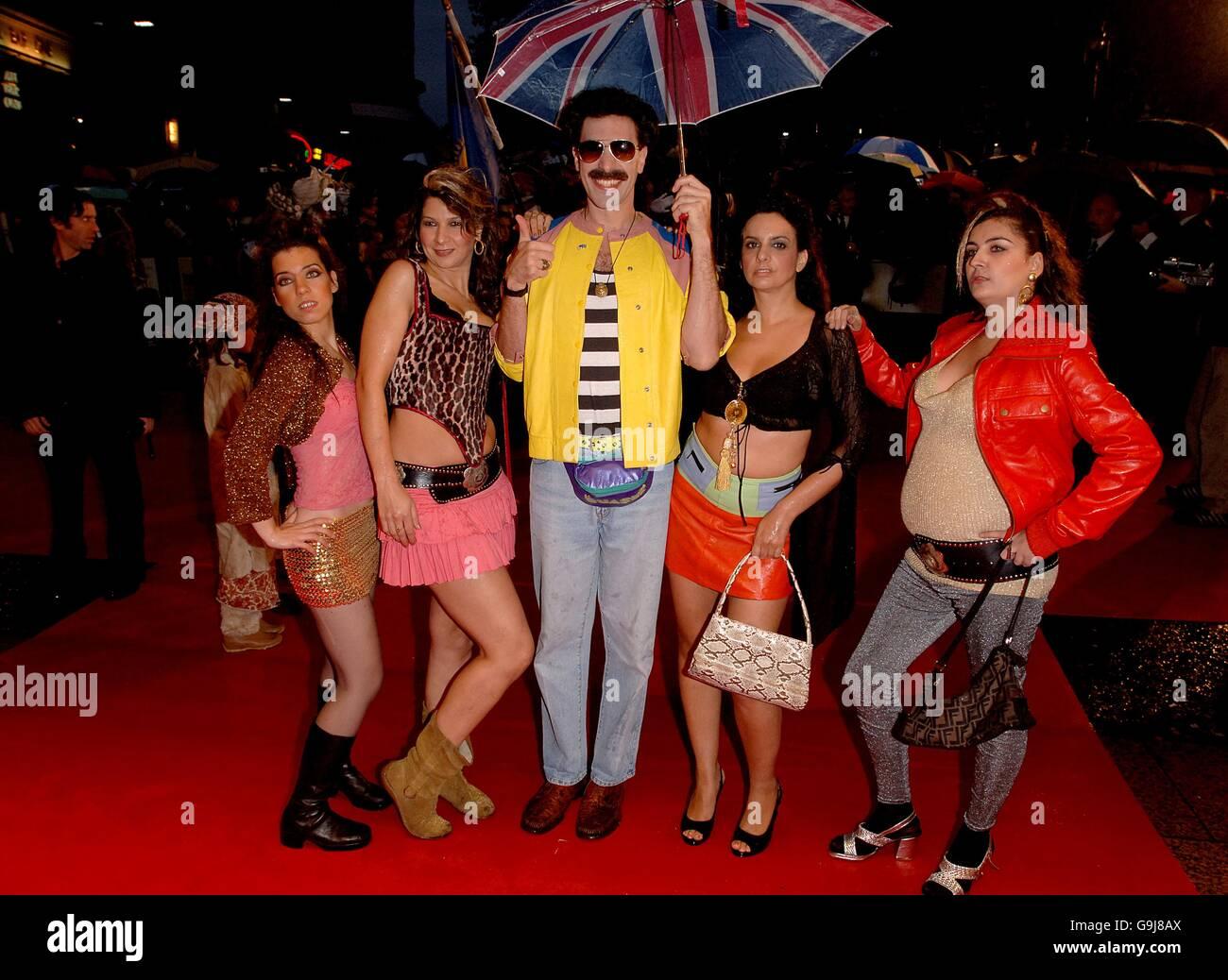 Datation Borat