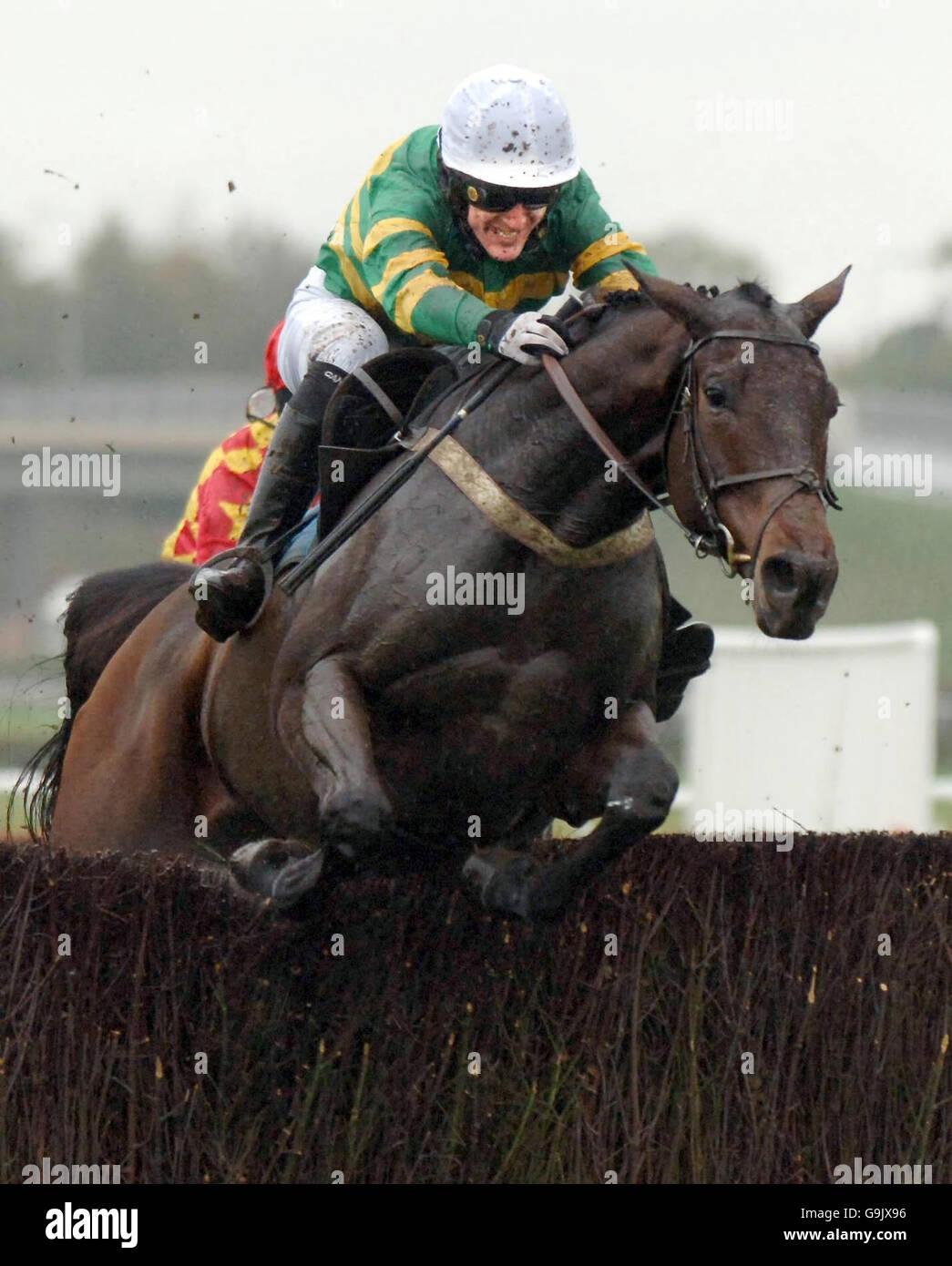 Racing - Weatherby - Stock Image