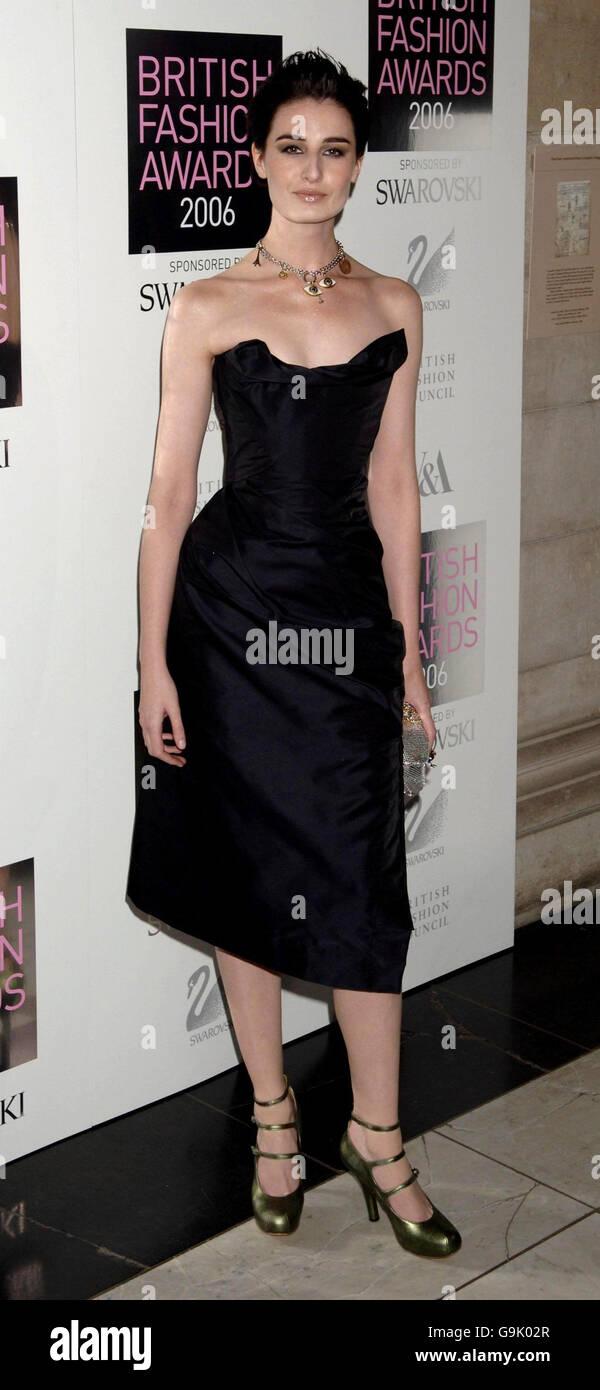 The 2006 British Fashion Awards - London - Stock Image