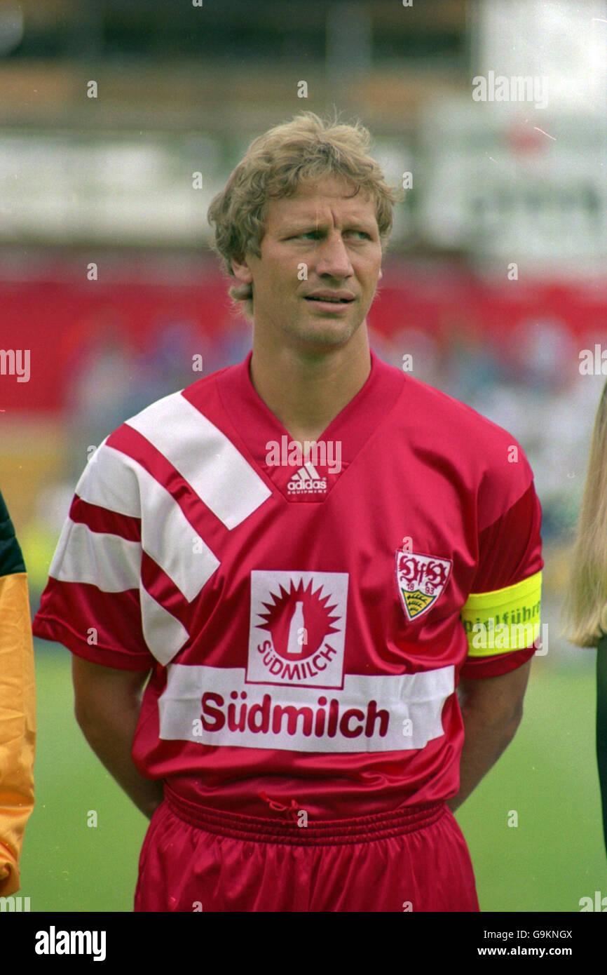 GUIDO BUCHWALD, VfB STUTTGART - Stock Image