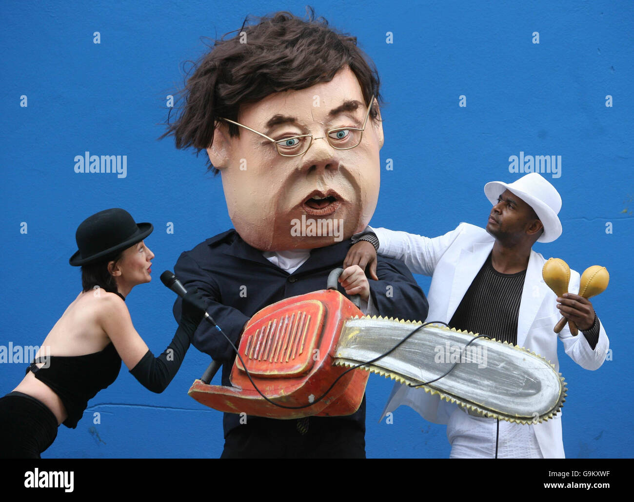 Call to axe arts VAT on foreign performers - Stock Image
