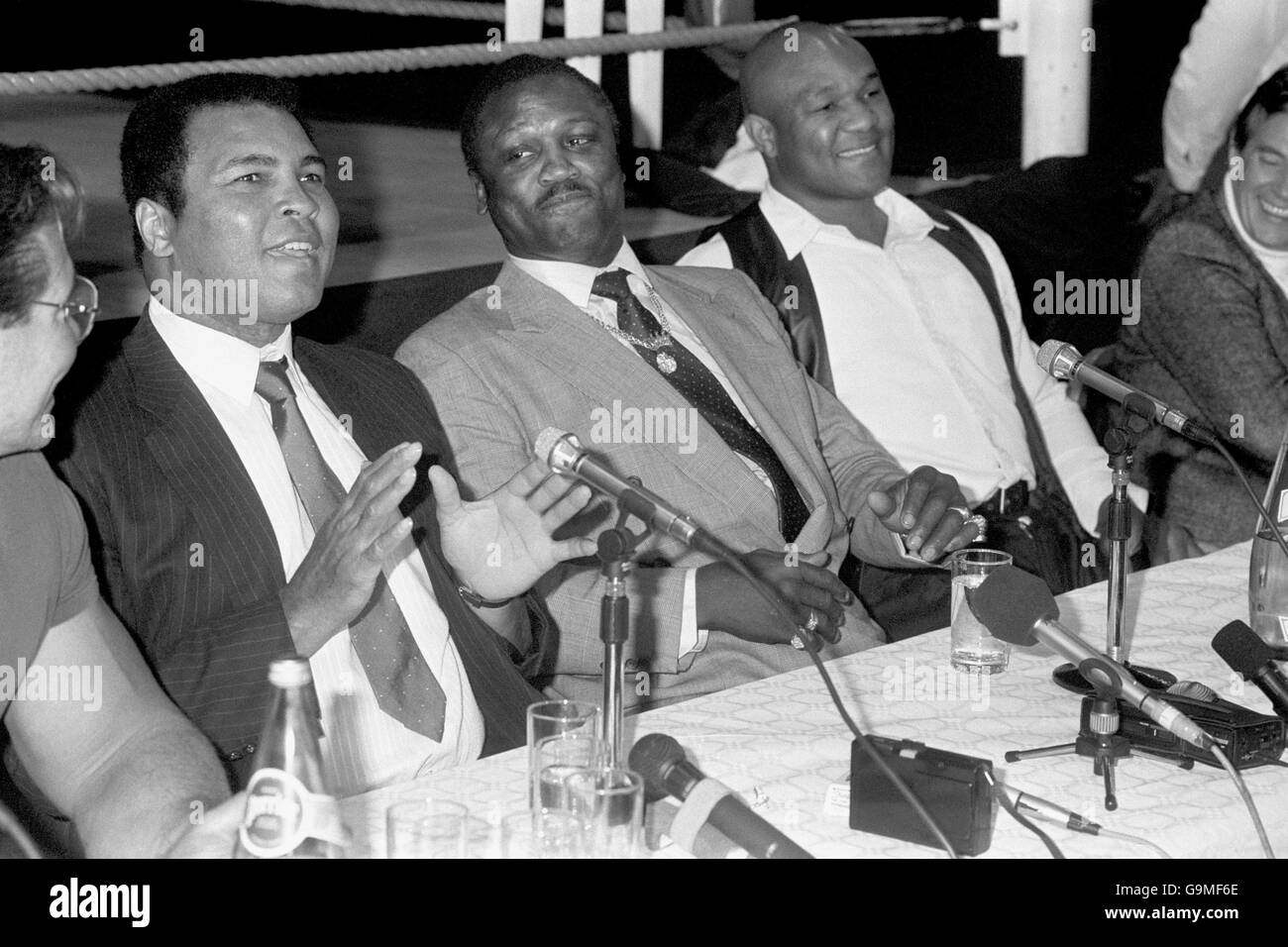 Boxing - Champions Forever Video Launch - London Arena - Stock Image