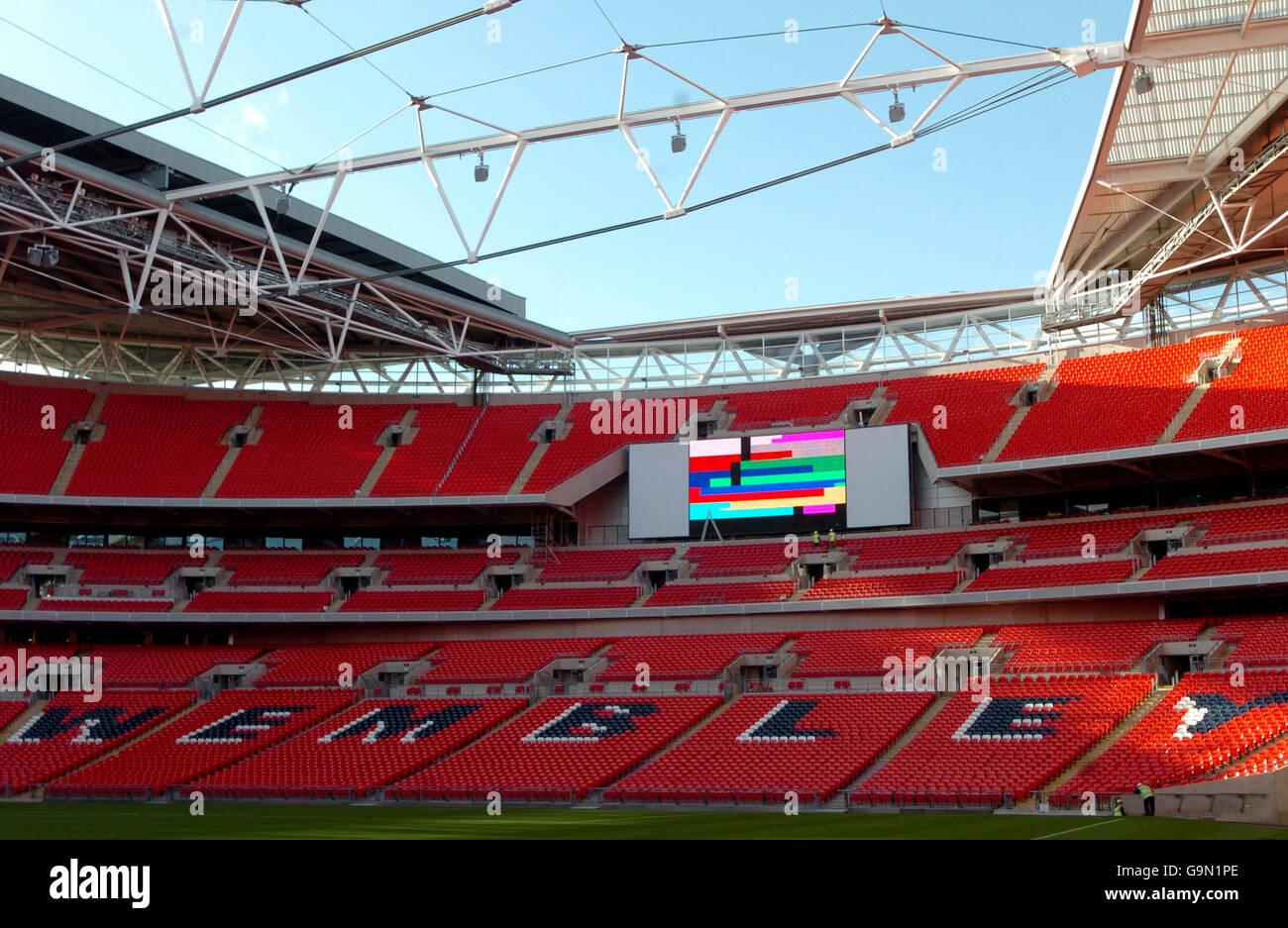 Wembley Stadium Concert Stock Photos & Wembley Stadium