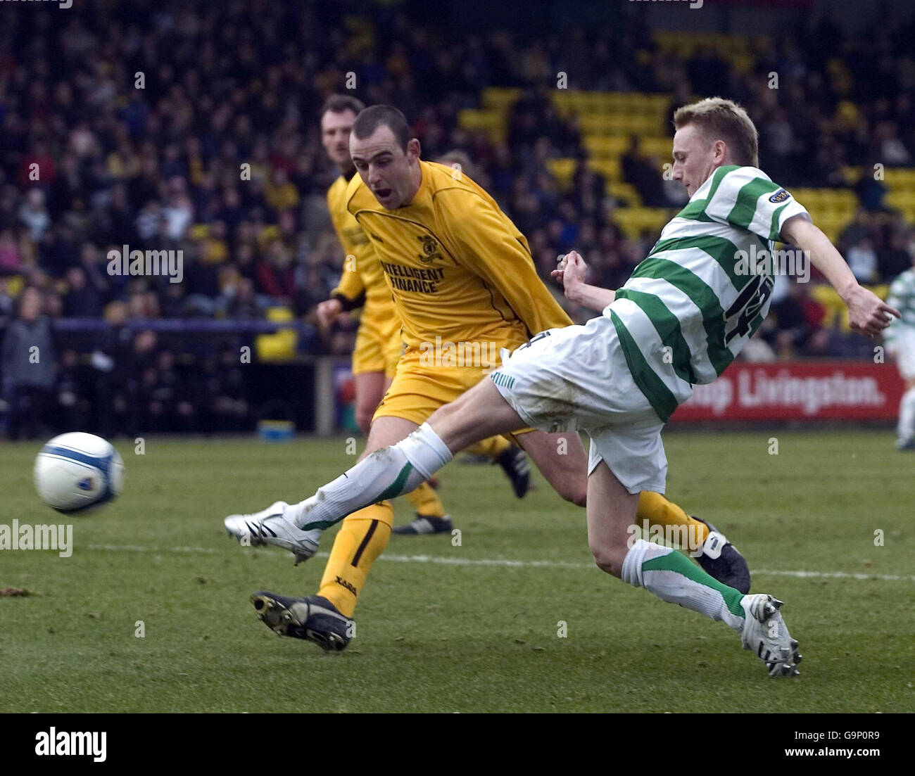 Soccer Tennent S Scottish Cup Fourth Round Livingston V Celtic Stock Photo Alamy