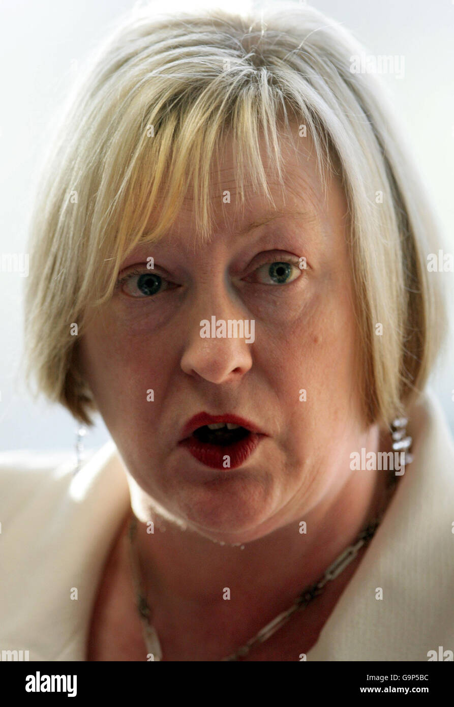 Welsh Labour Party conference - Stock Image