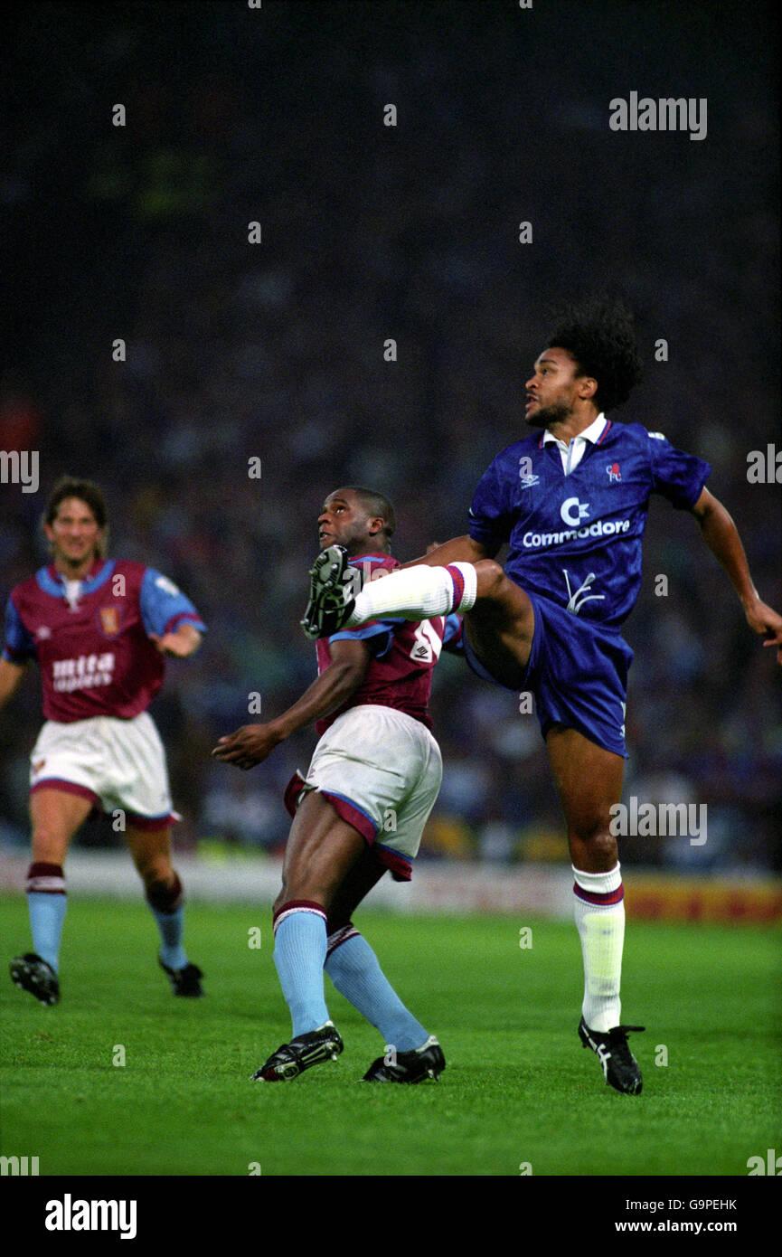 Ray Houghton Aston Villa