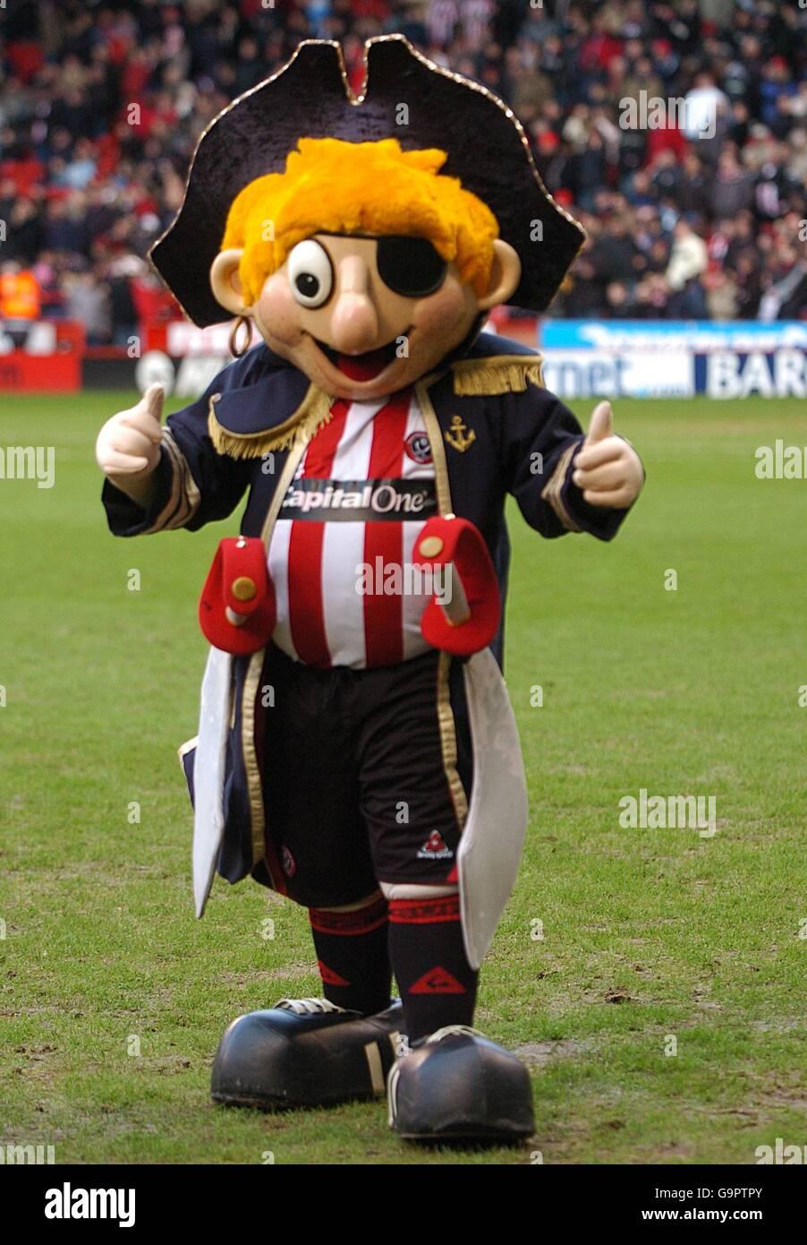 Sheffield United Mascot Stock Photos & Sheffield United ...