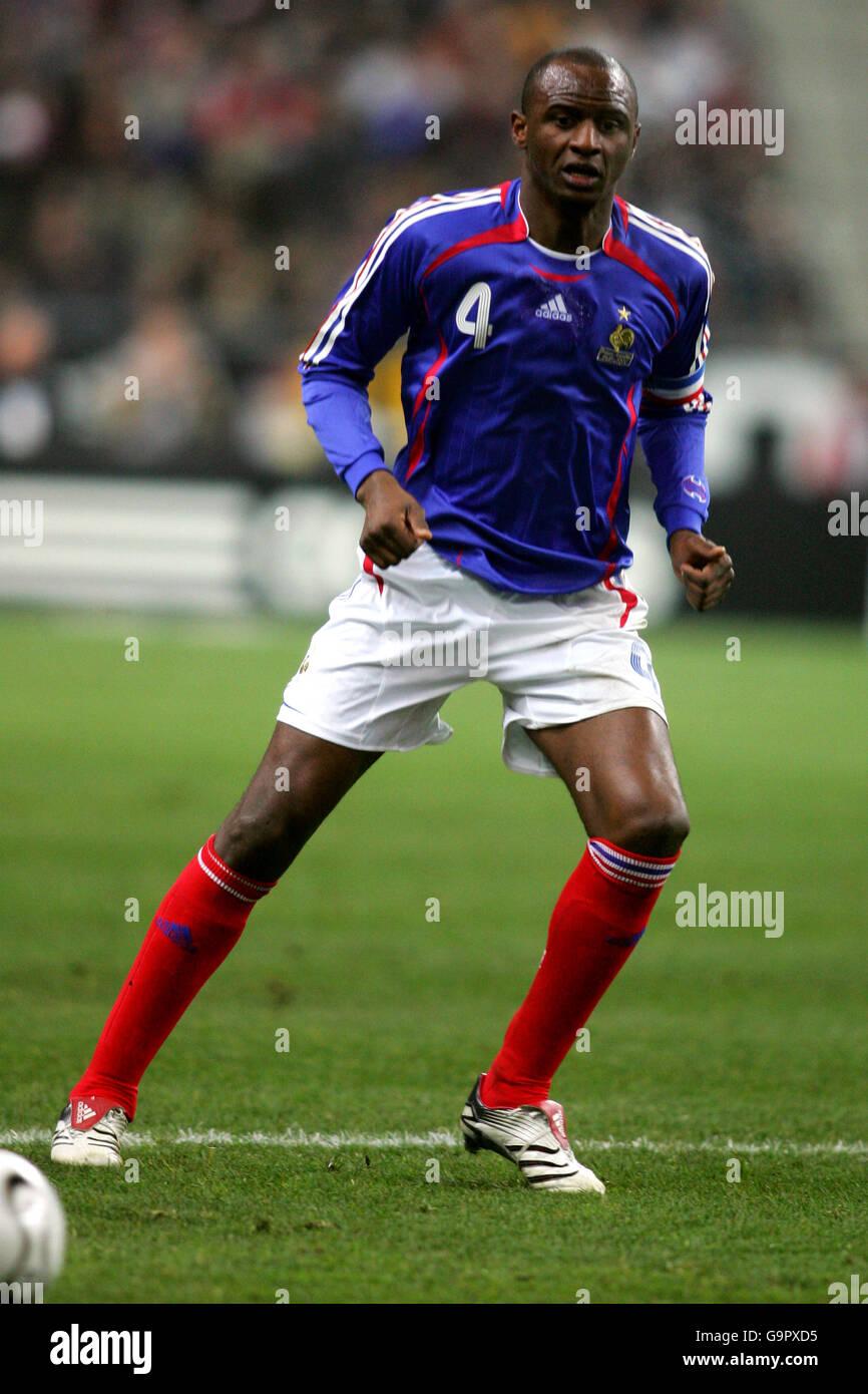 adc39d4cd40 Soccer - International Friendly - France v Argentina - Stade de France -  Stock Image