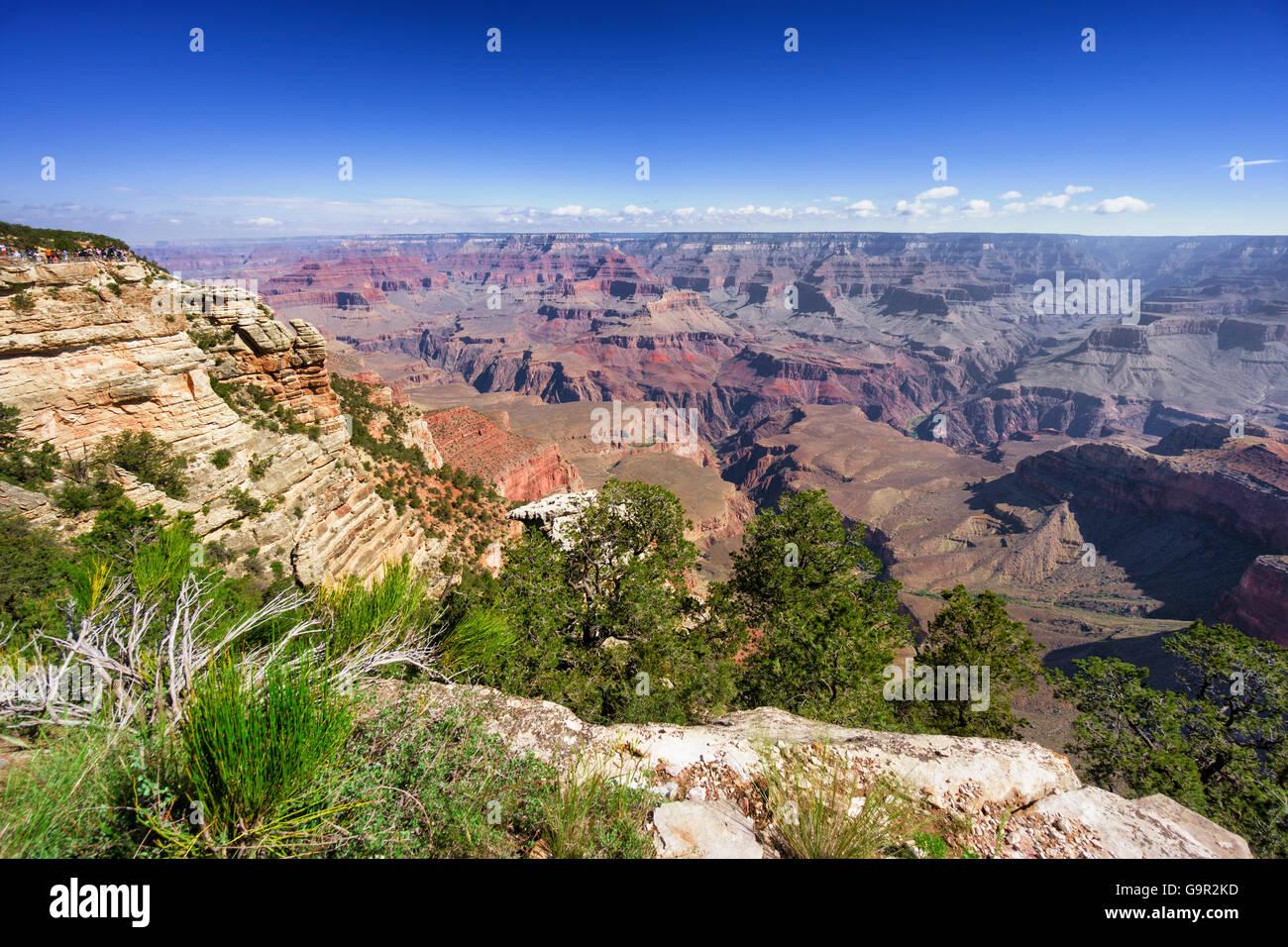 Grand Canyon, Arizona, USA - Stock Image