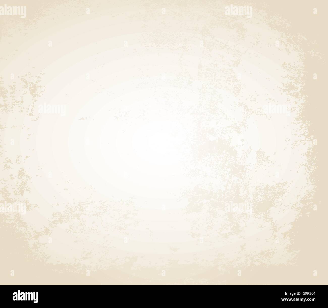This image is a vector file representing a Vintage Old Paper Texture Vector Background. - Stock Image