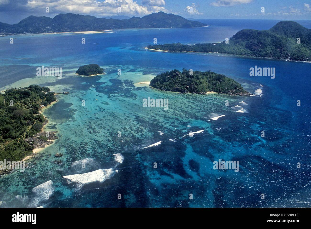 Mahe, Seychelles - Stock Image