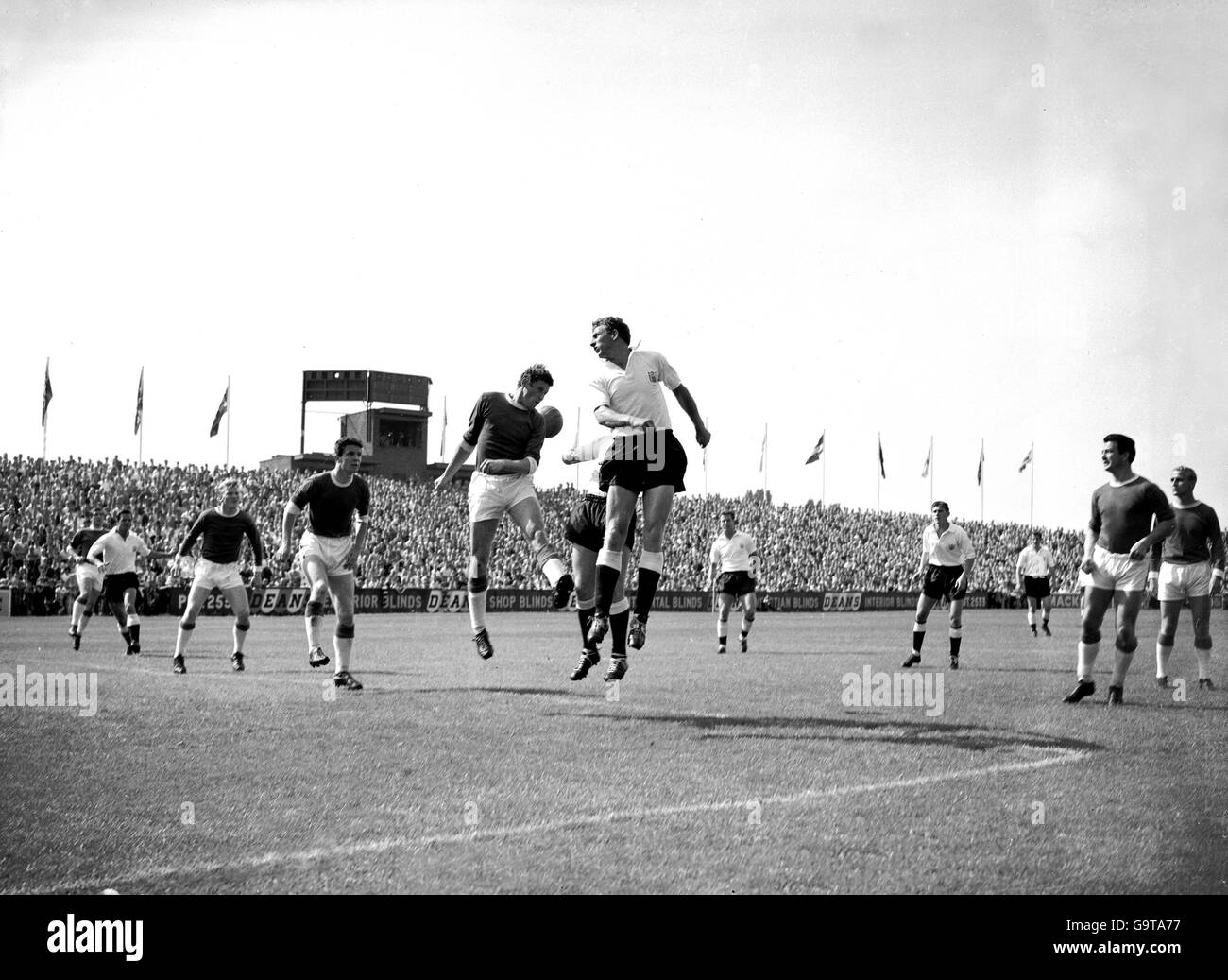 Soccer - Football League Division One - Fulham v Everton - Stock Image