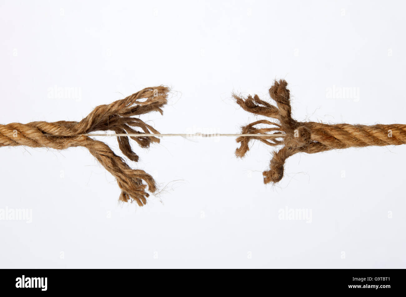 Frayed Wire Stock Photos & Frayed Wire Stock Images - Alamy