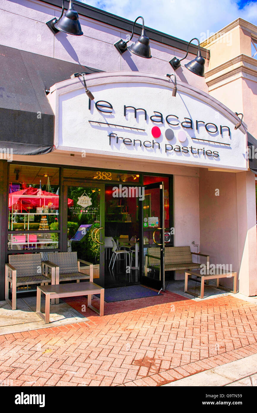 b9d0f5f66 Le Macaron, French pastries store on St. Armands Circle, Sarasota, Florida