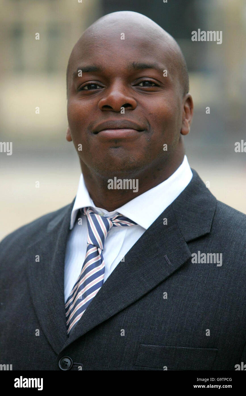 Conservative party candidate for Hammersmith - Stock Image